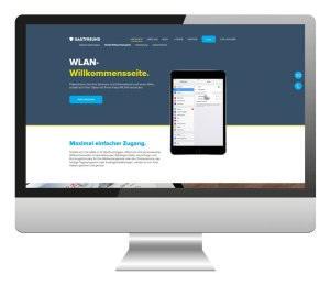Website der Gastfreund GmbH © Gastfreund GmbH