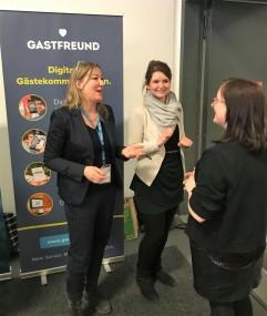 Gastfreund als Fachbesucher auf der ITB Berlin