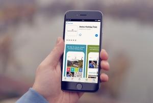 Die Hotel-App des Swiss Holiday Park von Gastfreund im App Store © Gastfreund GmbH